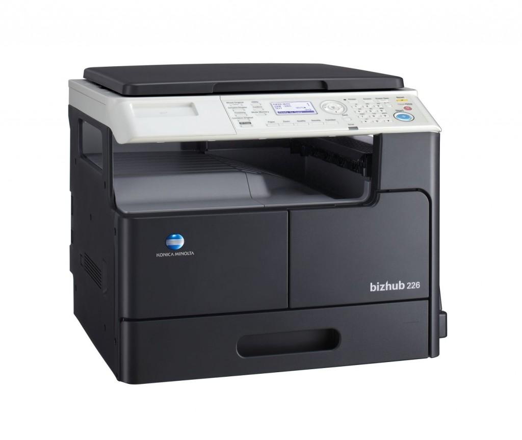 Konica Minolta bizhub 226 Multifunction Printer